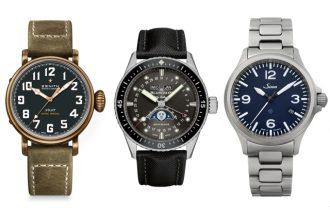秋の腕元はスポーツウオッチで!今買いたい腕時計の3名品【BLANCPAIN/ZENITH/SINN】