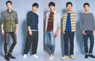 人気のトップスにはどのジーンズを合わせればいい?