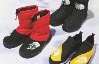 人気ブランド<THE NORTH FACE>の見た目ホッコリ、履いてヌクヌクなブーツ&スニーカーが欲しい