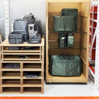 世界に誇る鞄メーカー「吉田カバン」の新コンセプトショップ「POTR」が新宿タカシマヤに
