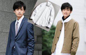 """""""デキる男""""はスーツにもカジュアルスタイルにも合うこなれた白シャツを選ぶ【インディビジュアライズド シャツ】"""