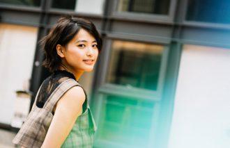 【ONE CHANCE 森 瑠菜 アピールポイントは?】メンバーで唯一、ショートヘアなので覚えてもらいやすい!!