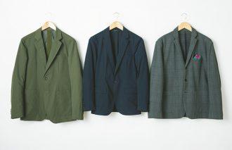 ジャケットだって今の時代は「パッカブル」 便利で大人らしいアウター
