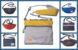 流行中のミニバッグ買うならアウトドア&スポーツブランド 身軽な上に機能的9選