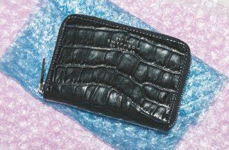 トレンドはミニ財布!小型化しても機能性は抜群!アクセ感覚で楽しめる今冬のミニウオレットをチェック!