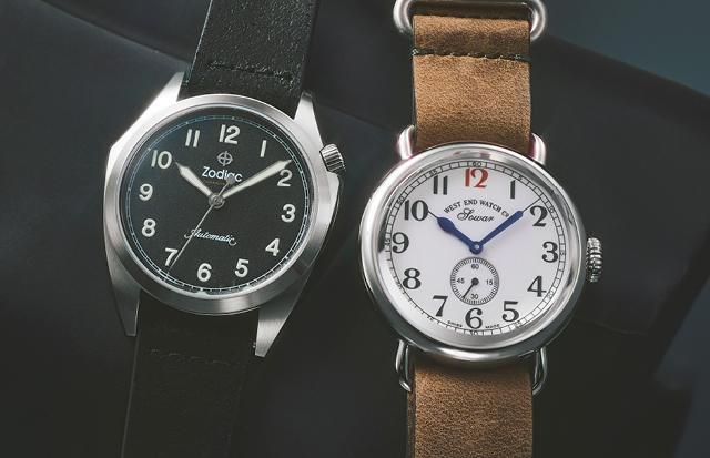 2019年に新調するなら「本格時計」!大人顔のミリタリー&スクエア腕時...