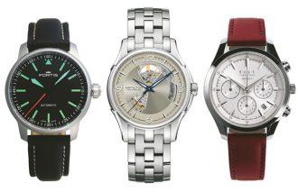 2019年冬、プロ6人が狙う「注目腕時計」を大公開!彼らの目に適ったウォッチとは?