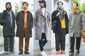 今冬、英国伝統のチェック柄がトレンド!上手な着こなしを紹介
