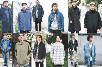 【2019冬の鉄板おしゃれテク】アウターOFFしたらパーカ&ロングシャツが旬