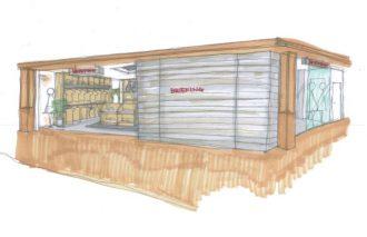 ラゲッジブランド<BRIEFING(ブリーフィング)>が史上初となるプレミアムな新店舗を六本木ヒルズにオープン