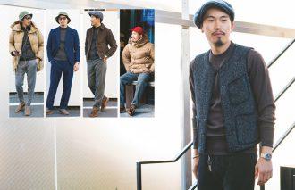 2019冬のファッショニスタのコーデ術7days【古茂田貴洋さん】