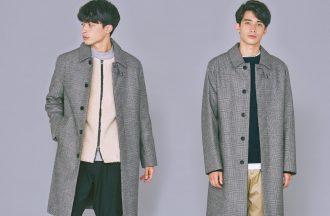 「王道」or「着くずし」? 2019冬のチェックコート着まわし二刀流