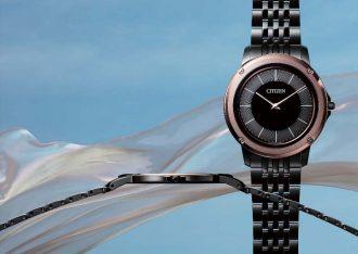 世界で最も薄い光発電時計『シチズン エコ・ドライブ ワン』