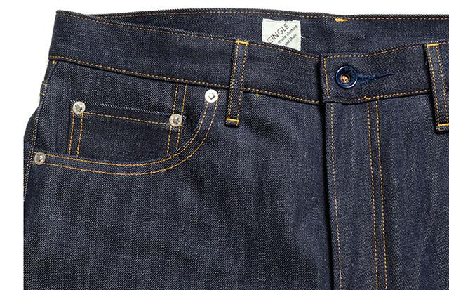 きれいなシルエットに究極の穿き心地!CINGLE(シングル)のジーンズに注目!