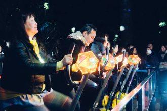 『スマートイルミネーション横浜2019』「スポーツ・からだ・エモーション」をテーマに光のアート作品21プログラムを象の鼻パークで展開