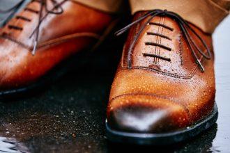 1年間で1番雨が多いのは実は9月!台風やゲリラ豪雨対策に<GORE-TEX ファブリクス>搭載のビジネスシューズが勢ぞろい!! 靴の博覧会「ISETAN  靴博2019」