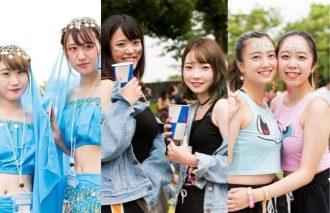 """""""熱狂""""と""""心地よさ""""が共存!! ムーブメントがカルチャーへ昇華した『ULTRA JAPAN 2019』で美女スナップ 【Part.2】"""