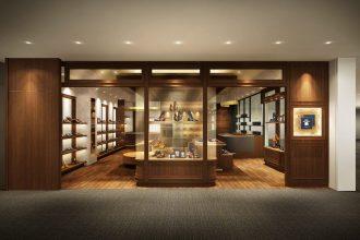 紳士靴ブランド「三陽山長」が名古屋エリア初の旗艦店を11月6日にオープン!!  ~オープンを記念して「源四郎コードバン」を店舗限定発売~