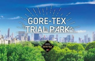【10/12-10/14】大人から子供まで楽しみながらGORE-TEX製品の魅力に触れていただける体験型イベント「GORE-TEX TRIAL PARK」開催