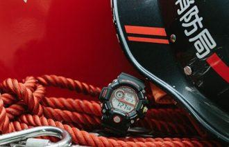 """仙台市消防局と神戸市消防局がデザインに全面協力した""""G-SHOCK""""最強コラボレーションモデル"""