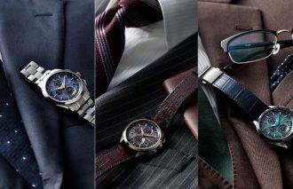 """""""ワンランク上のスーツスタイル""""に昇華するアイテムとして腕時計を! 「シチズン ファイン・チューニング・サービス」でスペシャルなスタイリングを"""