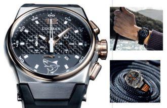 イタリア・トスカーナのブランドから、自然に捧げる時計