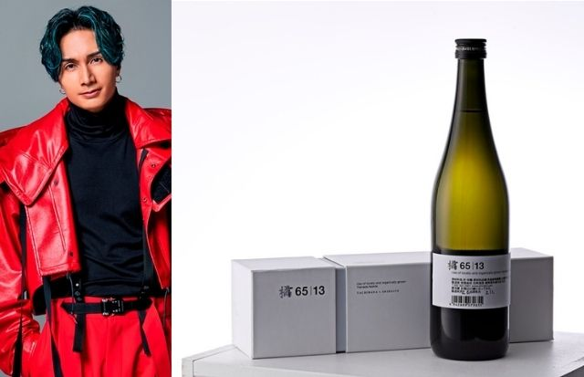 『涅槃龜橘オンラインの会』を行った橘ケンチ(EXILE)が次なるコラボとして白糸酒造との〈橘6513〉発売を発表!